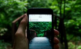 Instagram i førertrøjen